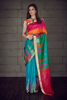 Sarees | Buy Designer Indian Sarees Online | BenzerWorld