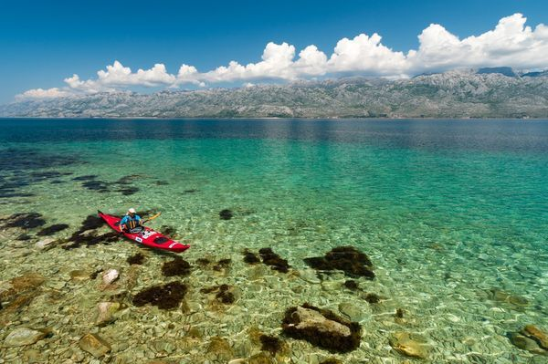 Sea Kayaking in the Adriatic Sea-I want to do this!