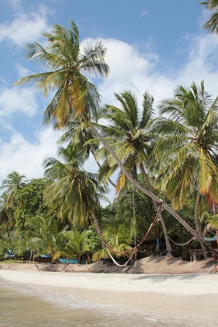Manzanillo Beach, the most beautiful beach in Isla de Providencia, Caribbean, Colómbia ~ UNESCO Biosphere (Reserva de Biósfera de Flora Marina)