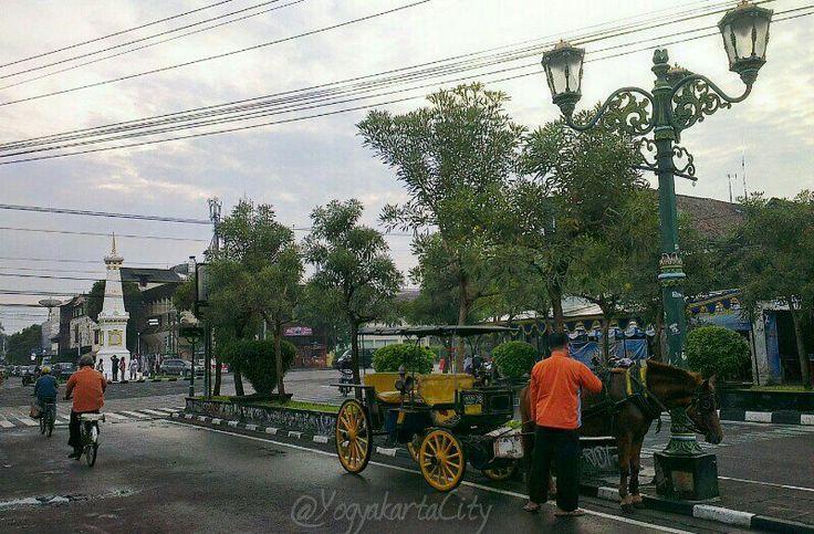Andong - Kereta Kuda - Yogyakarta