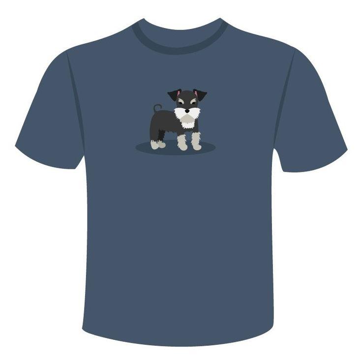 Tienes un perro Schnauzer miniatura? ¿Conoces a alguien que lo tenga? ¡Hazte el mejor regalo o hazlo a quien más quieres! Elige entre varios colores y tallas