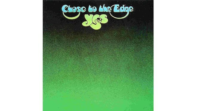 Yes, 'Close to the Edge' (1972)