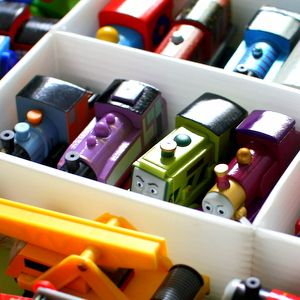 Organizing Wooden Trains and Track -- The Play Trains! Ultimate Wooden Train Guide - Play Trains!