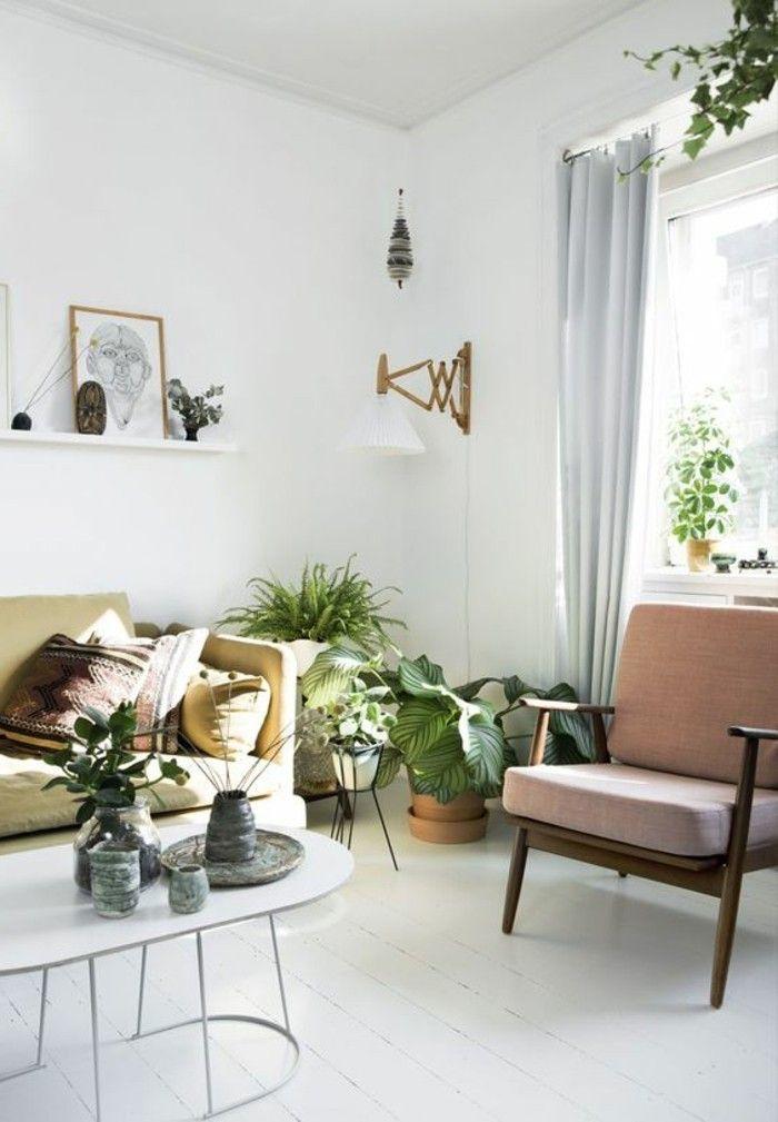 Cool Moderne Sofas Wohnzimmer Einrichten Ideen Pflanzen Dekoideen