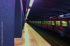 29 Rome Subway Color
