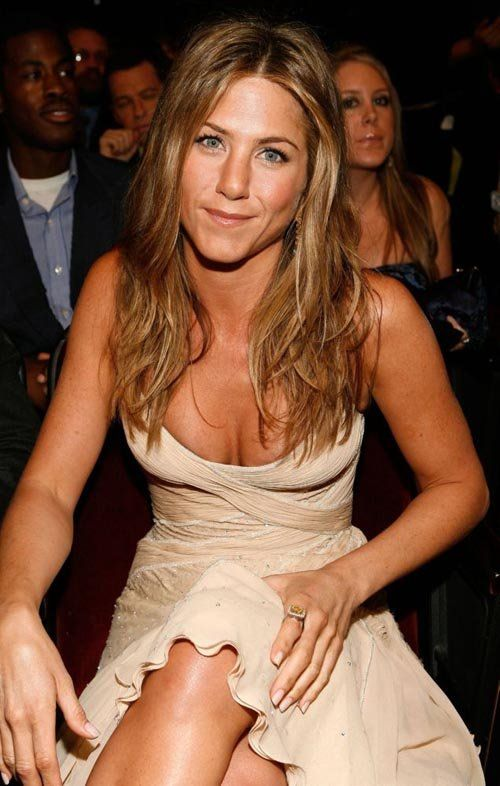 Jennifer Aniston - oh yum!