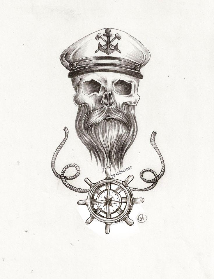 Best 25 Nautical Tattoos Ideas On Pinterest