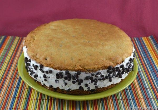 Scopri la ricetta di: Torta gelato cookie