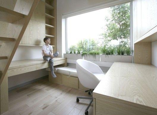 Interior para Estudantes,© Ruetemple