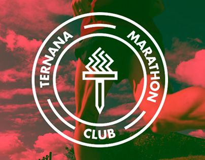 "Check out new work on my @Behance portfolio: ""Ternana Marathon Club""…"