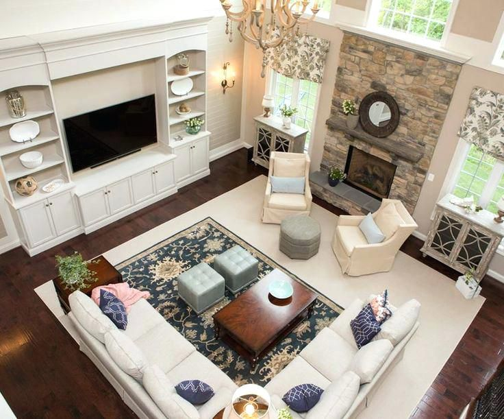 Living Room Furniture Setup Ideas Large Rugs Layouts Best Arrangement On Placement Layout And D