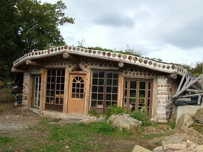 17 meilleures id es propos de construction en ballots de for Autoconstruction maison en bois