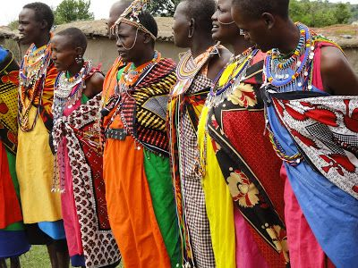 SIMPLE SOLUTIONS FOR PLANET EARTH AND HUMANITY: THE MASAI