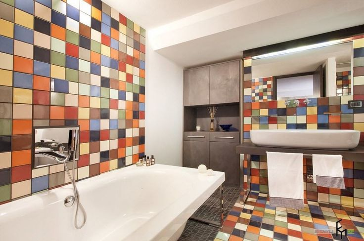 яркая ванная комната - Поиск в Google