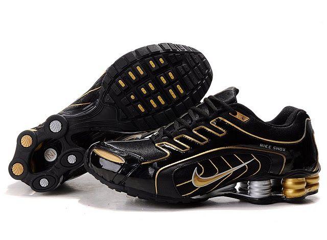 Nike Shocks! and MU colors!