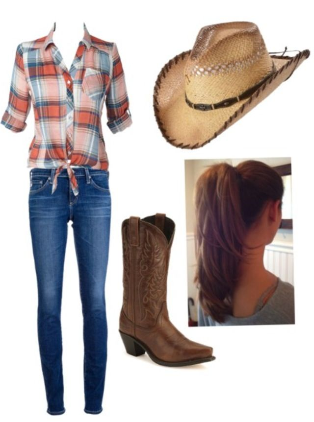 Love this... Except my jeans would be boot cut :)
