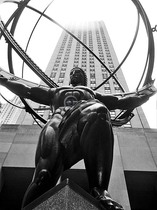 "Photo ""RockefellerCenter"" by andreaturno"