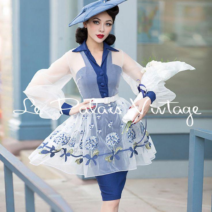 Vintage Wedding Dresses Chicago: 195 Best Images About Le Palais Vintage On Pinterest