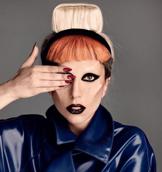 Funky_Hair_Color_Ideas_for_Women 2013: Idea, Fashion, Mariano Vivanco, Lady Gaga, Makeup, Art, Hair Color