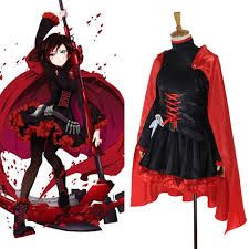 Image result for ruby rose rwby
