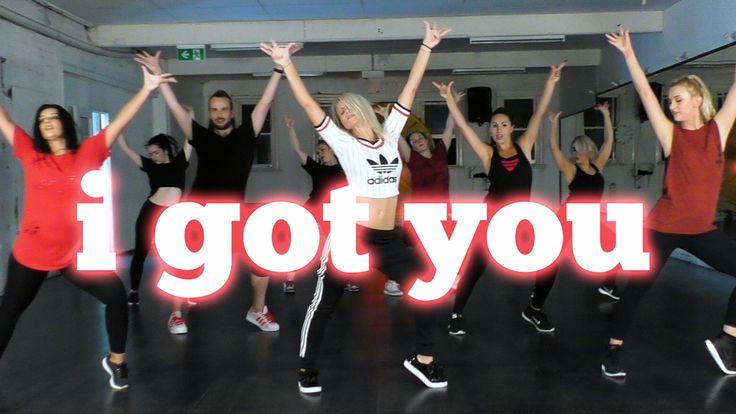 Bebe Rexha - I Got You #DanceOnGotYou   Jasmine Meakin (Mega Jam) - YouTube