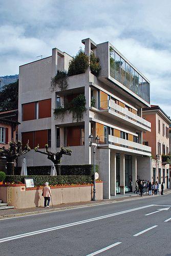 Casa d'Affitto, Cernobbio, Cesare Cattaneo, 1938-1939