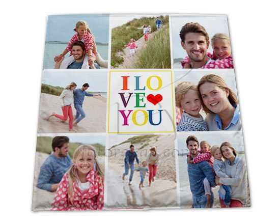 Il collage colorato per il tuo tappetino per bambino