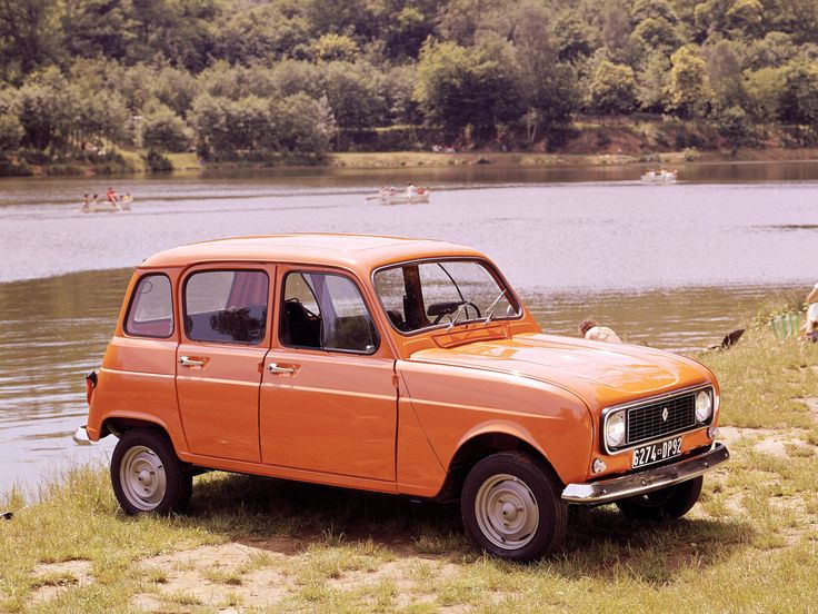 Renault 4 Luxe - 1974