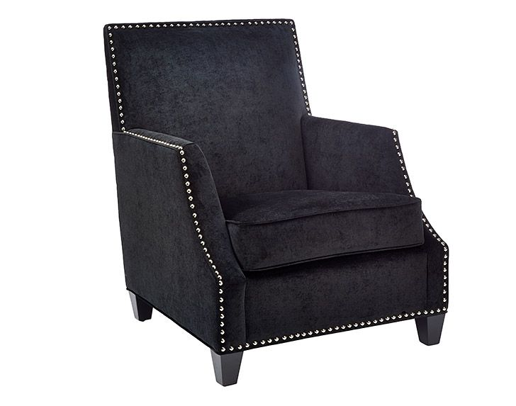 The Benny Chair is part of the Jane by Jane Lockhart furniture line.