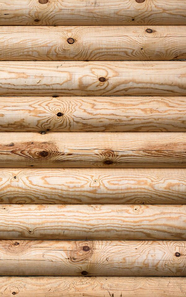 Pine Wood Wallpaper Wood Cabin Style Muralswallpaper In