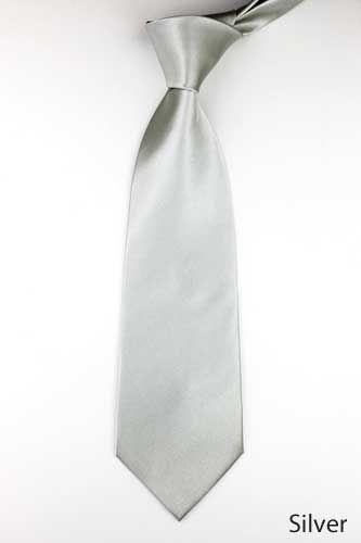Formal Wedding Goomsmen Solid Color Mens TIE Necktie | eBay