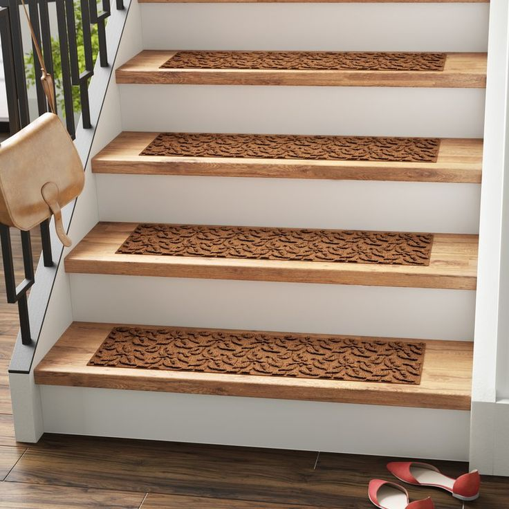 Beauvais Dogwood Leaf Stair Tread in 2020 Stair treads