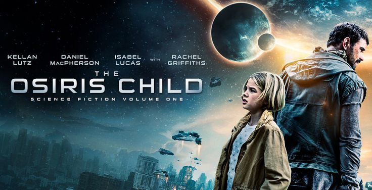 "Blu-ray Review: ""The Osiris Child"" Is Top-Notch Science Fiction"