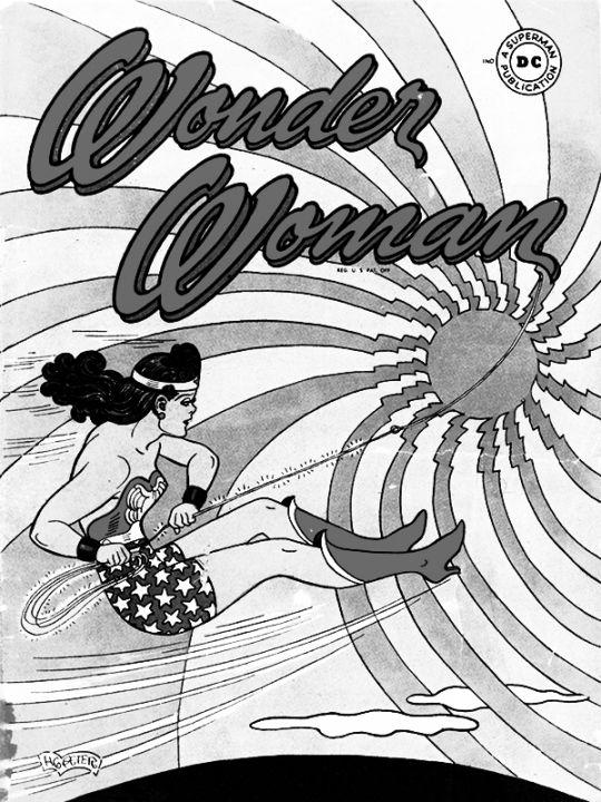 Kindle 4 Screensaver: Wonder Woman Action Comics