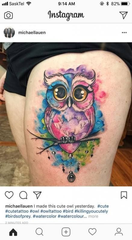 31 Trendy Tattoo Ideas For Guys Owl Tat Tattoo Tattoos Eule