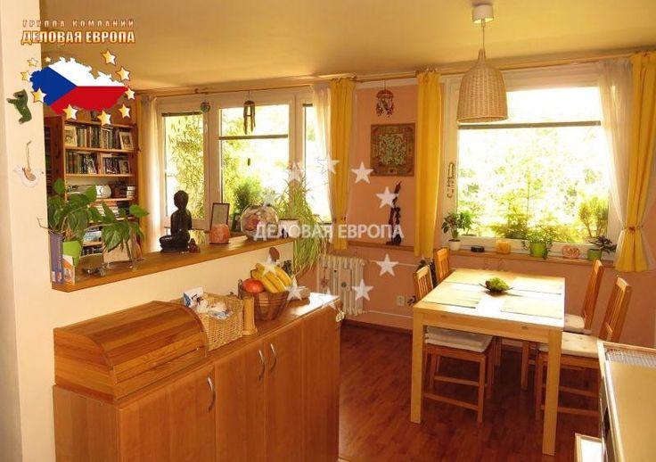 НЕДВИЖИМОСТЬ В ЧЕХИИ: продажа квартиры 3+КК, Прага, Ohradní, 160 000 €…