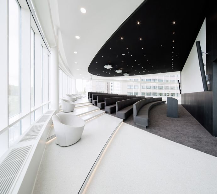 The Perfect Working Environment: Eneco Headquarter in Rotterdam by Hofman Dujardin Architects    DesignRulz.com
