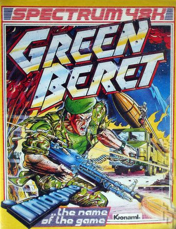 Lets play Green Beret - JAMMA+ Forums