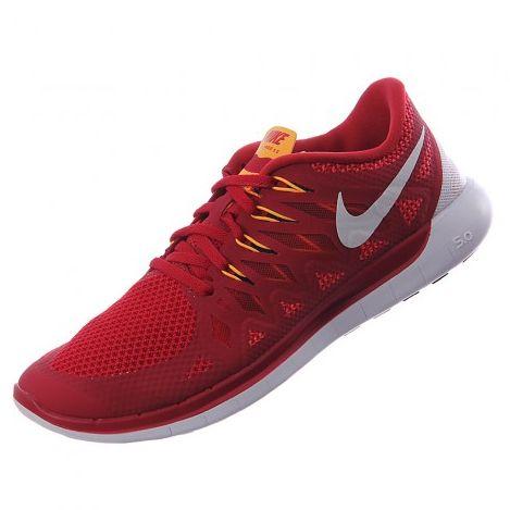 Free 5.0 - Hombre Rojo Nike a sólo $1,139.40 pesos, en Innovasport. Vigencia al 31-10-2014. #PromoMap #promocion #promo #zapatos