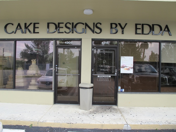 Cake Designs By Edda : 1000+ images about South Miami / Cake Designs by Edda on ...