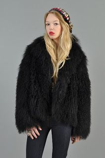 1000  images about Mongolian Fur on Pinterest | Nicole richie Fur
