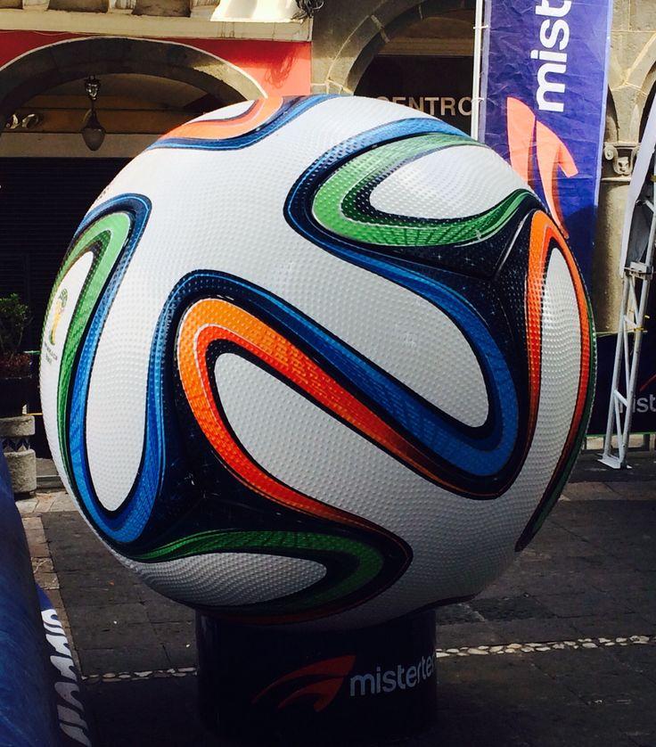 Brasil 2014, Brazuca