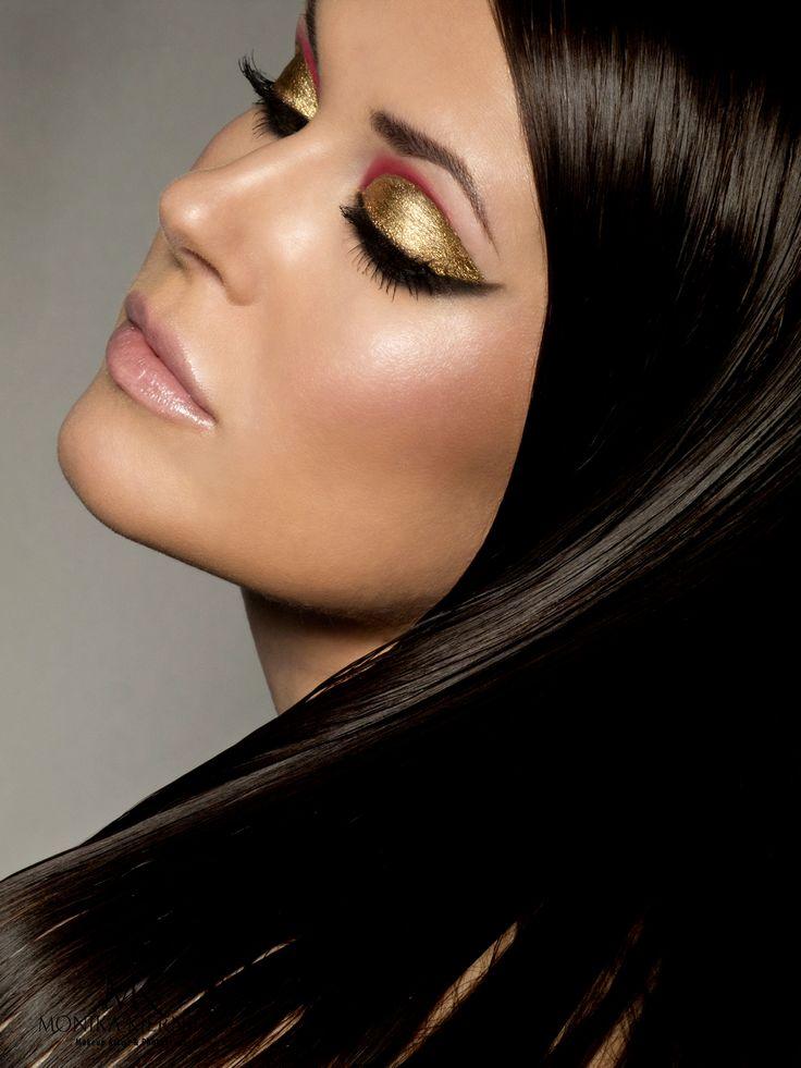 Make-up Trendy magazine 3/2014