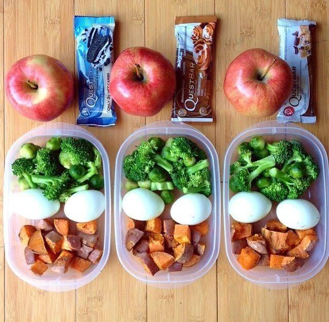 Похудеть На Шестиразовом Питании. Меню для похудения на каждый день