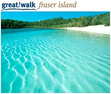 Frazer Island. East coast of Oz