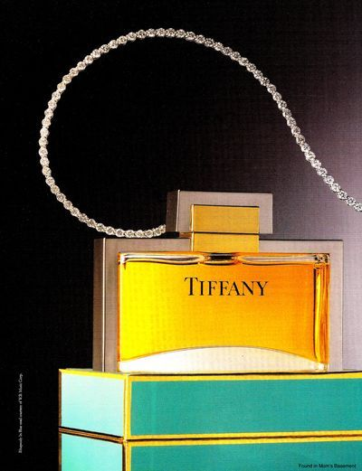 The only perfume I, Lisa Sherrard, have worn in 20 years.