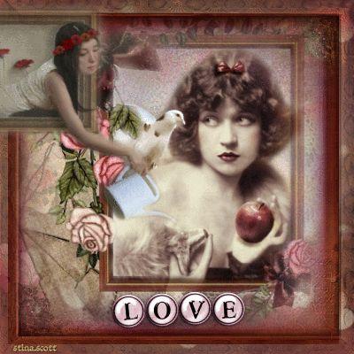tending to love by stina scott