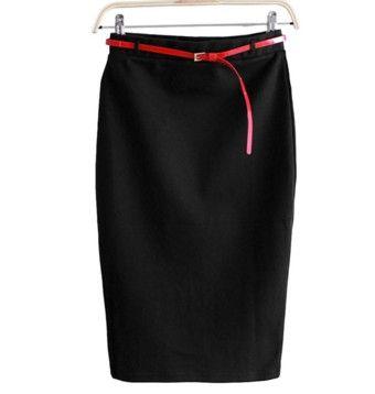 Dámská elegantní sukně černá – dámská sukně Na tento produkt se vztahuje nejen zajímavá sleva, ale také poštovné zdarma! Využij této výhodné nabídky a ušetři na poštovném, stejně jako to udělalo již velké množství spokojených …