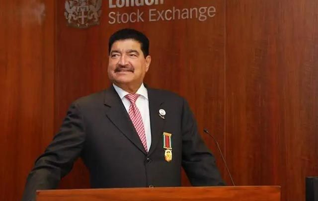 B R Shetty Suspended From Own Company S Board Discussions Amid