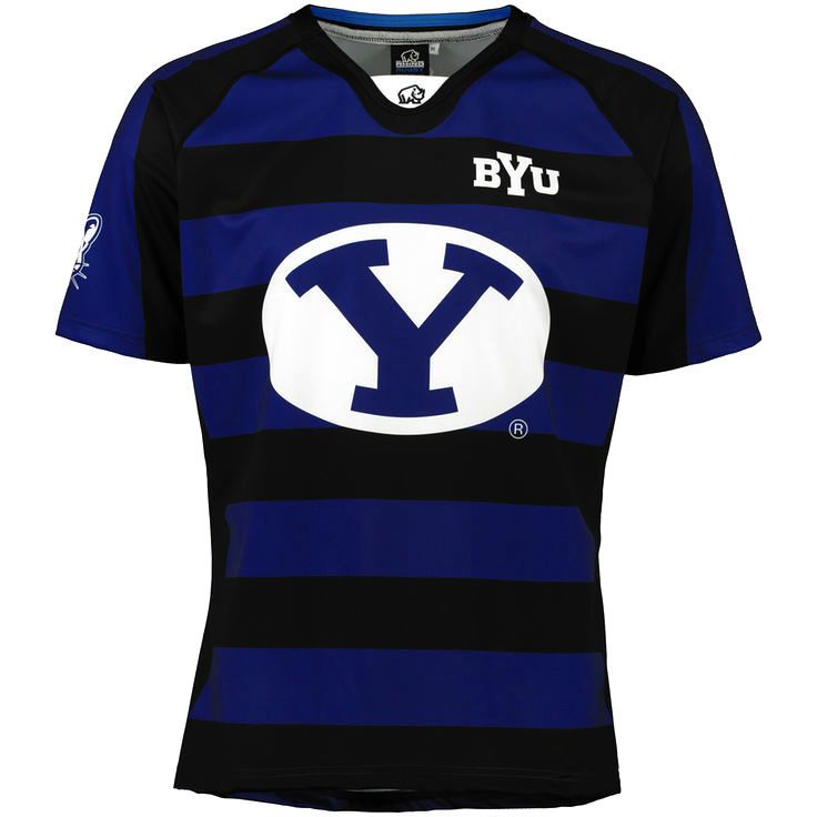 BYU Cougars Rugby Jersey - Navy - $99.99